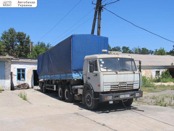 автобазар украины - Продажа 2004 г.в.  КАМАЗ 54115
