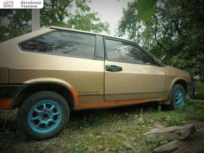 автобазар украины - Продажа 1987 г.в.  ВАЗ 2108 SAMARA