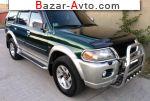 2001 Mitsubishi Pajero Sport