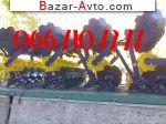 2014 Трактор ЮМЗ Дисковая борона АГД-2.1