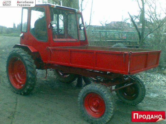 МТЗ - б/у трактор, б/у комбайн