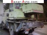 1991 Автокран КС-3577 на базе Маза 5334 Ивановец