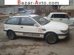 1988 Mitsubishi Mirage хатчбэк