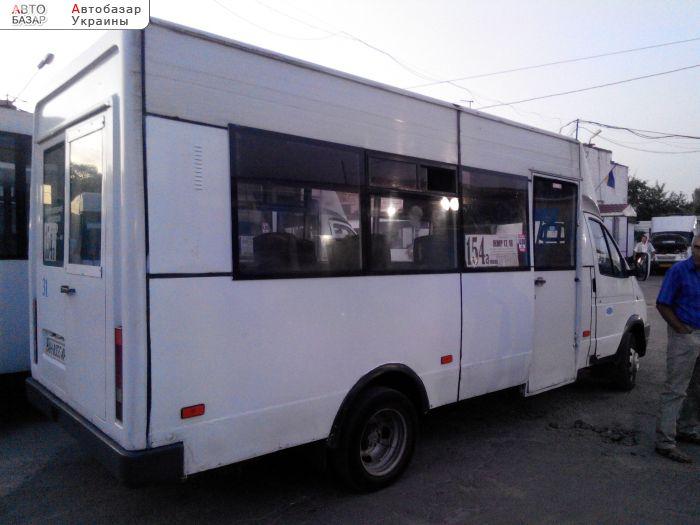 автобазар украины - Продажа 2005 г.в.  Газ Рута СПВ 17-СПГ