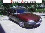 1989 Opel Omega  caravan