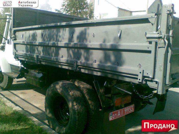 автобазар украины - Продажа 1994 г.в.  Газ 4509 самосвал