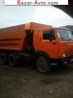1991 КАМАЗ 5511