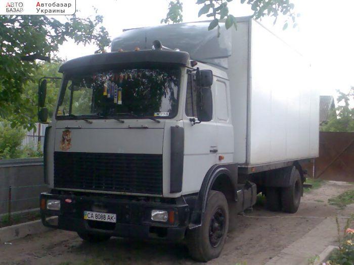 автобазар украины - Продажа 2003 г.в.  МАЗ 573100 термо