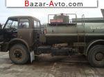 1988 МАЗ 500 Топливозаправщик.