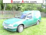 1990 Opel Combo Фургон