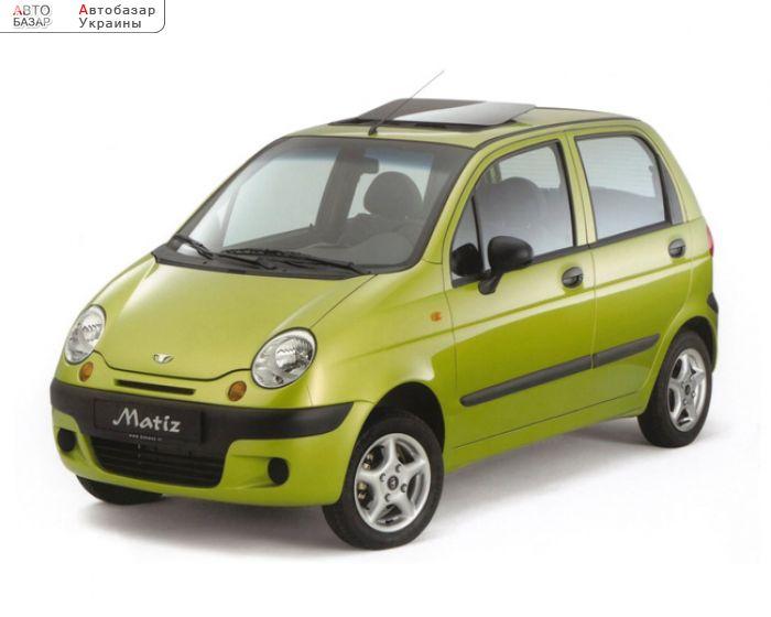 автобазар украины - Продажа 2015 г.в.  Daewoo Matiz