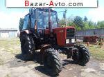 2006 Трактор МТЗ-82