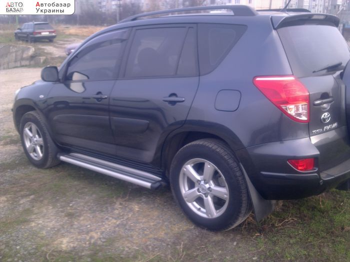 автобазар украины - Продажа 2006 г.в.  Toyota RAV4 Premium
