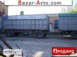 1992 Krone BDF Зерновоз 40 м3