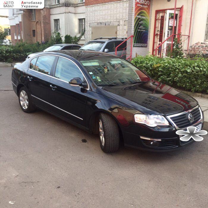автобазар украины - Продажа 2006 г.в.  Volkswagen Passat