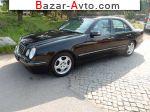 1998 Mercedes E