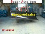 2016 Трактор МТЗ Лопата снегоуборочная к тракторам МТЗ Бульдозерный отвал, лопата