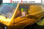 автобазар украины - Продажа 1989 г.в.  Volkswagen Transporter