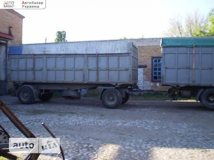 автобазар украины - Продажа 1992 г.в.  Krone BDF Зерновоз 40 м3
