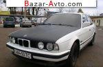 автобазар украины - Продажа 1991 г.в.  BMW 5 Series 520