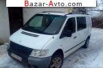 автобазар украины - Продажа 2003 г.в.  Mercedes Vito 112