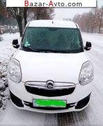 автобазар украины - Продажа 2012 г.в.  Opel Combo