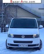 автобазар украины - Продажа 2010 г.в.  Volkswagen Multivan