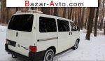автобазар украины - Продажа 1999 г.в.  Volkswagen Transporter T4 4*4 75 кВт