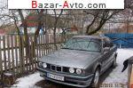 автобазар украины - Продажа 1992 г.в.  BMW 5 Series 525 E34