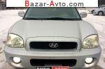 автобазар украины - Продажа 2002 г.в.  Hyundai Santa Fe 2.7 4WD