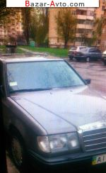 автобазар украины - Продажа 1988 г.в.  Mercedes HSE 200