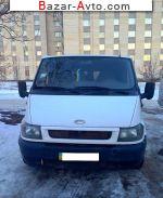 автобазар украины - Продажа 2003 г.в.  Ford Transit