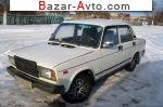 автобазар украины - Продажа 1993 г.в.  ВАЗ 2107 газ-бензин