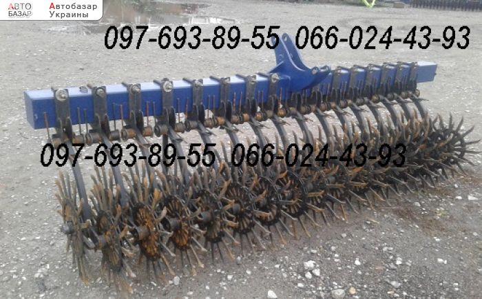 автобазар украины - Продажа    Борона-мотыга ротационная МРН-3 с рабочей шириной