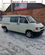 автобазар украины - Продажа 1999 г.в.  Volkswagen Transporter T4