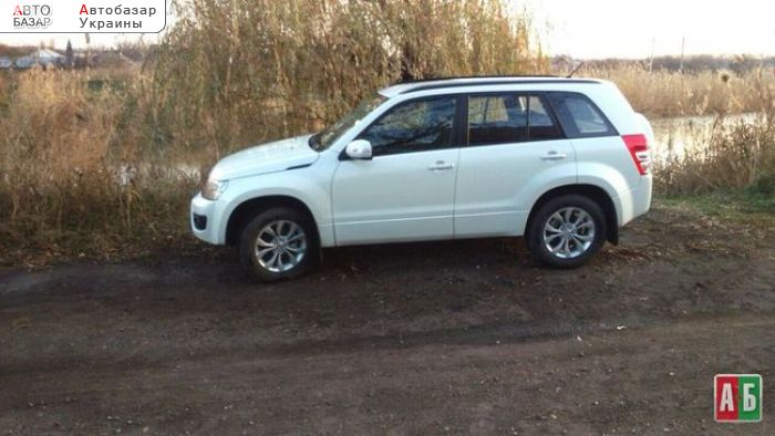 автобазар украины - Продажа 2014 г.в.  Suzuki Grand Vitara