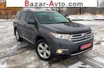 автобазар украины - Продажа 2012 г.в.  Toyota Highlander