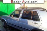 автобазар украины - Продажа 1987 г.в.  Volkswagen Golf 2