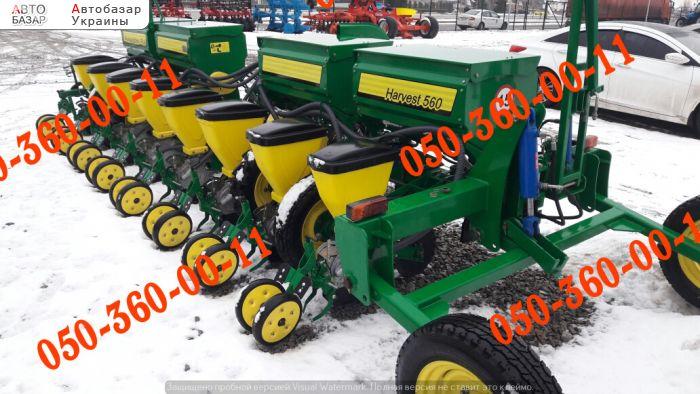 автобазар украины - Продажа    Сеялка Harvest 560 демонстрационная