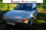 автобазар украины - Продажа 1992 г.в.  Opel Astra Sedan