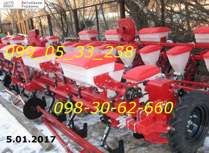 автобазар украины - Продажа 2017 г.в.  Трактор МТЗ УПС-8 Веста сеялки нового образца 2017года