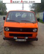 автобазар украины - Продажа 1990 г.в.  Volkswagen Transporter