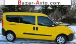 автобазар украины - Продажа 2011 г.в.  Fiat Doblo long AC