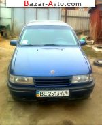 автобазар украины - Продажа 1991 г.в.  Opel Vectra а