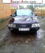 автобазар украины - Продажа 1985 г.в.  Audi 100