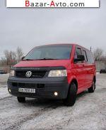 автобазар украины - Продажа 2007 г.в.  Volkswagen Transporter Т5 пасажирский