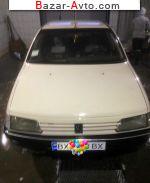 автобазар украины - Продажа 1989 г.в.  Peugeot 405 1.4 бензин