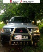 автобазар украины - Продажа 2003 г.в.  Mitsubishi Pajero Sport