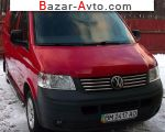 автобазар украины - Продажа 2009 г.в.  Volkswagen Transporter 1.9TDI.77Kw. Webasto.