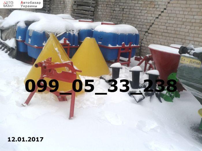 автобазар украины - Продажа 2017 г.в.  Трактор МТЗ Опрыскиватели и разбрасыватели удобрений